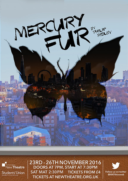 Mercury Fur poster
