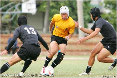 2007年全國中正盃高中組-準決賽-香山高中 VS 建國中學(HHHS vs CKHS)
