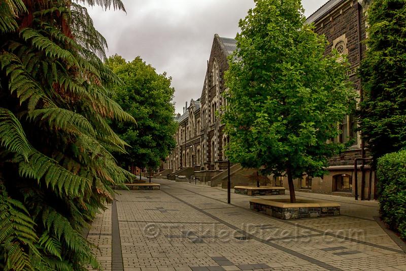 Geology Building, University of Otago