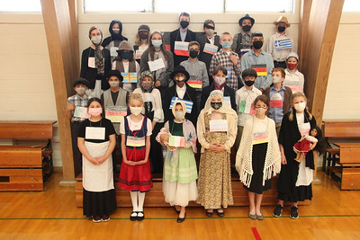 LS 5th Immigrants Class 5-25-21