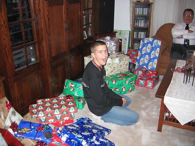 Christmas At Jackie & Bob's 2004