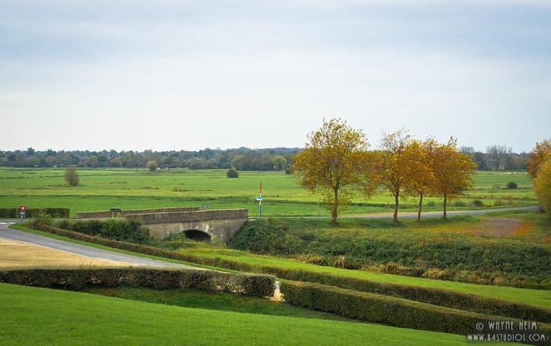 Landscape of Normandy France 2  Photography by Wayne Heim