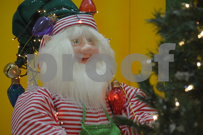 Santa Arrives At Crossroads Mall 11-19-2016
