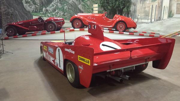 Simeone Foundation Automotive Museum - Philadelphia - 5 June '15
