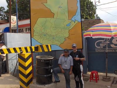 Mexico-Oaxaca- Guatemala and back