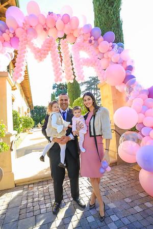 Mia's Baby Naming Ceremony