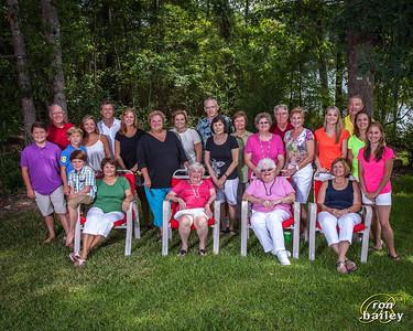 The Gougarty Family 2012