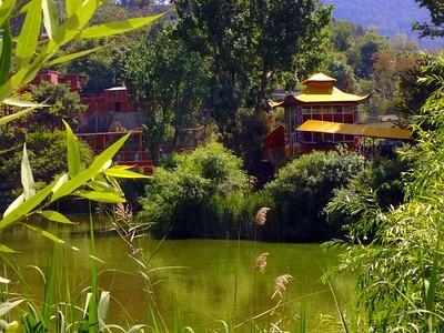 Священное озеро Ревалсар. Штат Химачал Прадеш