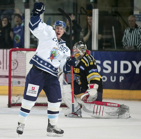 Blaze v Nottingham Panthers - 21/09/2008