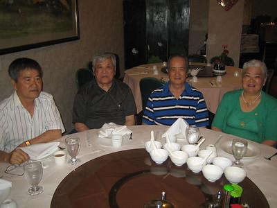 China Stix dinner May 2006