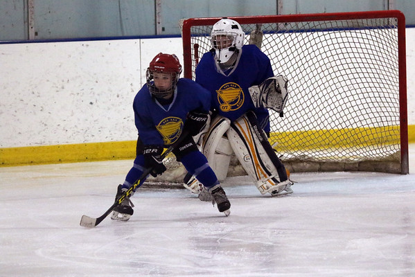 Blues vs Bauer Selects