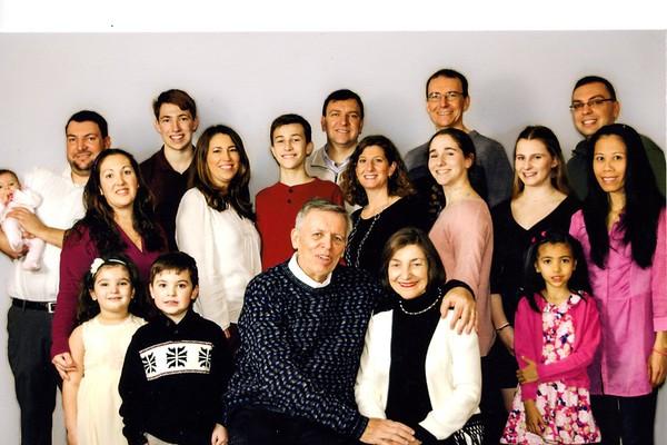 Carol Rich Family Photos