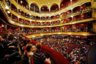 YounSun Nah concert in Théâtre du Châtelet, Paris