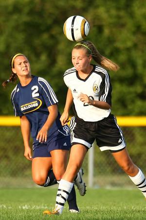 2012 Centerville High School Girls Soccer