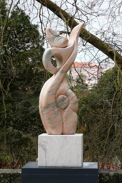 Bailarina by Carlos Bejouca. Sintra