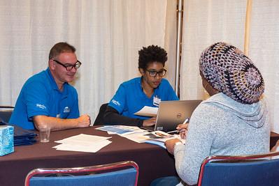Wells Fargo Neighborhood LIFT Program @ Charlotte Convention Center 11-16-18 by Jon Strayhorn & Ed Chavis