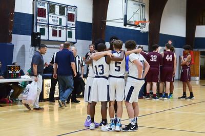 Basketball - Last Game