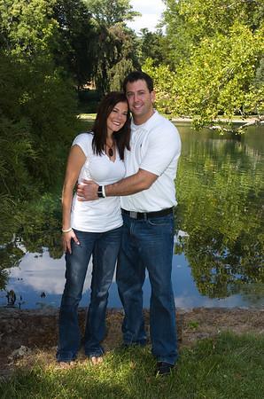 Julie & Will Aug 2007