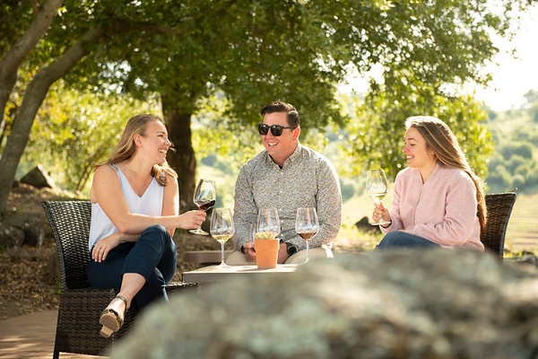Kunde Winery April 20, 2021