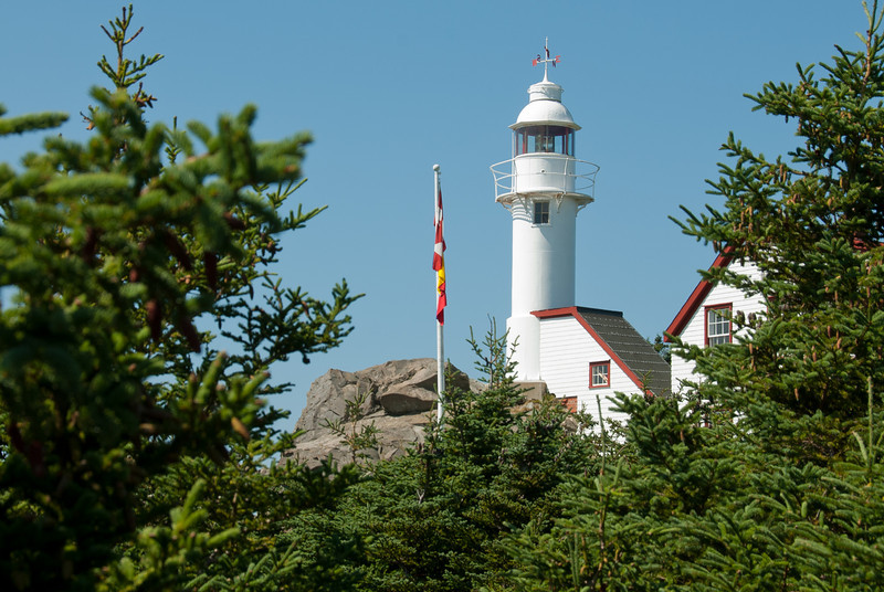 Lobster Cove head lighthouse, Gros Morne National Park, Newfoundland