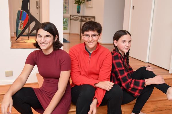 David Miller + Family