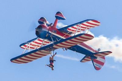Warbirds Over Monroe 2013