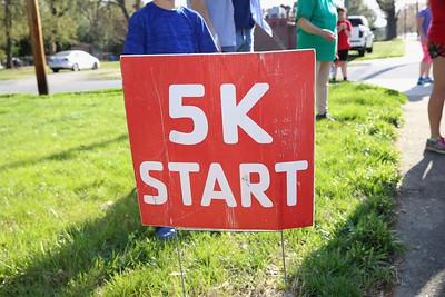 Pre-Race / Start