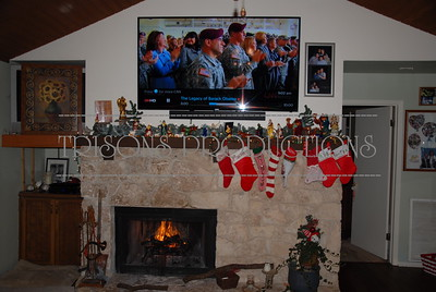 Christmas Day at home with Family 12-25-16