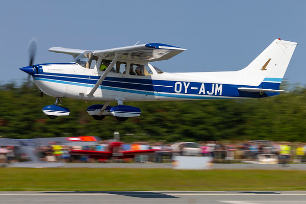 OY-AJM - Reims Cessna F172N Skyhawk