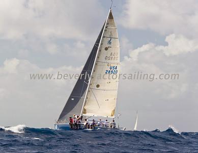 Antigua Race Week 2012 Race 2 RACE BOATS
