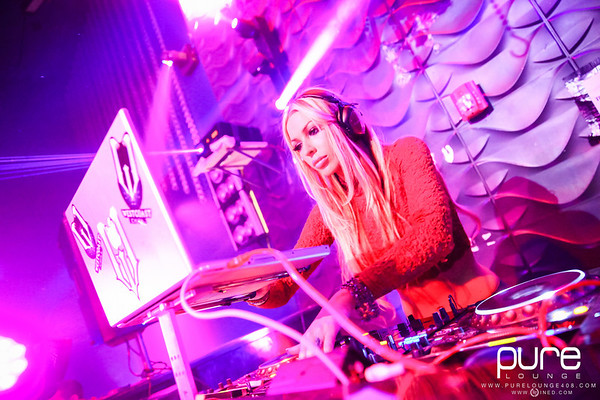 3/1 [DJ Megan Daniels@Pure Lounge]