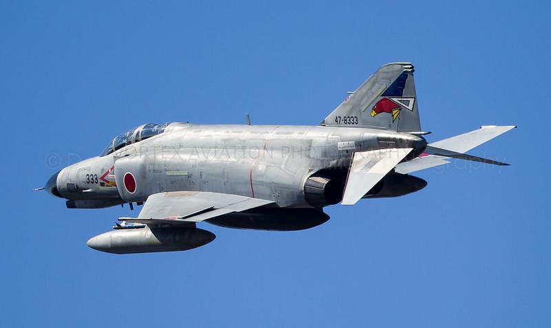 Hyakuri Air Force Base Japan.