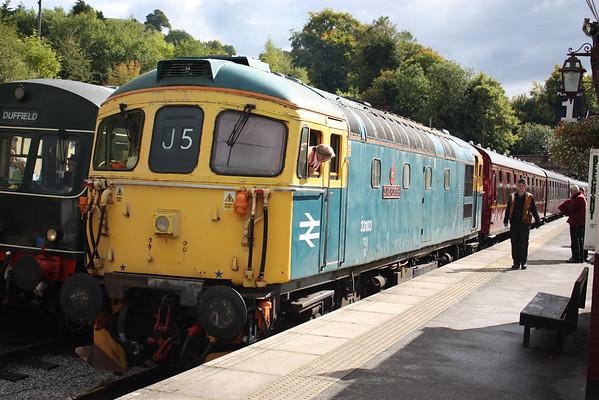 33103 - Ecclesbourne Valley Railway, 22nd September 2015
