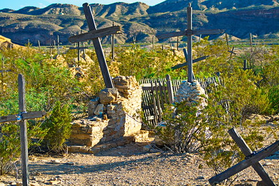 Terlingua Ghost Town & Cemetary