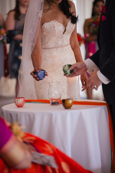 LeCapeWeddings Chicago Photographer - Renu and Ryan - Hilton Oakbrook Hills Indian Wedding -  632.jpg