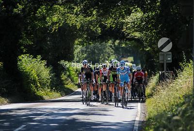 Hatherleigh Junior Road Race 2018