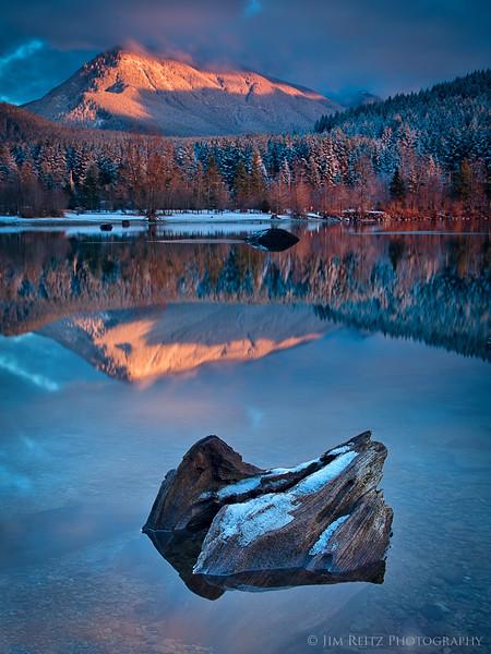 Rattlesnake Lake, Washington