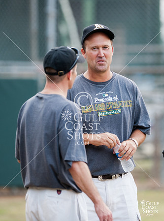 2011-05-10 Baseball SBMSA PONY League Oakland Athletics v Anaheim Angels