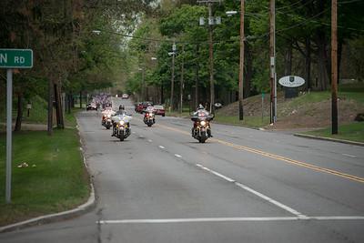 Ride for Missing Children 2015