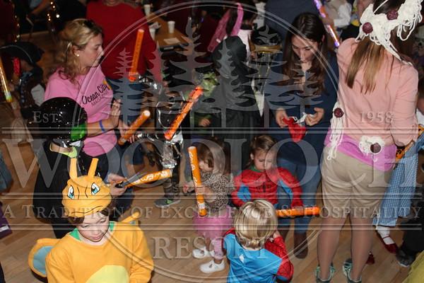 October 15 - Halloween Party