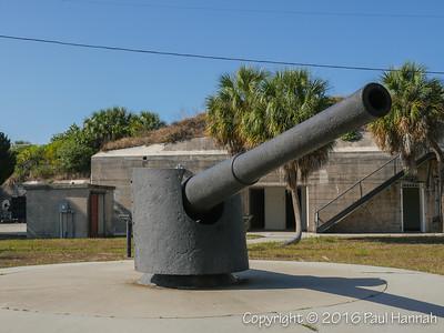 Fort Desoto Coastal Artillery - Tierra Verde, FL