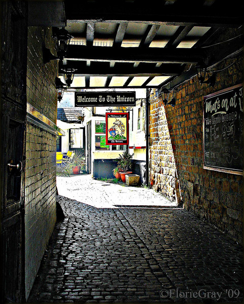 Passage to the Pub 