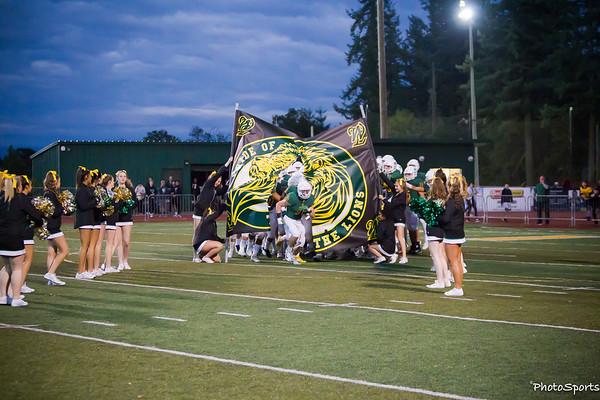 West Linn Varsity vs. Tigard October 6, 2017