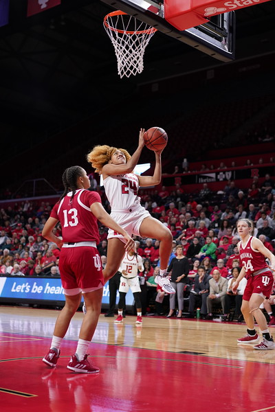 Indiana Hoosiers at Rutgers Scarlet Knights 12/31/2019