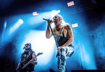 Dee Snider performing at Norway Rock 2019