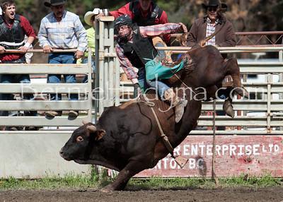 Sunday Bull Riding