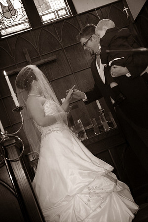 Todd and Candice wedding 11/29/08