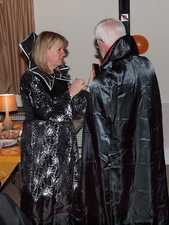 Glentham Village Hall Halloween party 2011