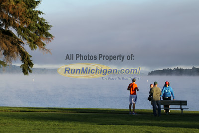 2 mile at 1.8 Mile Mark - 2014 Boyne City Independence Day Run
