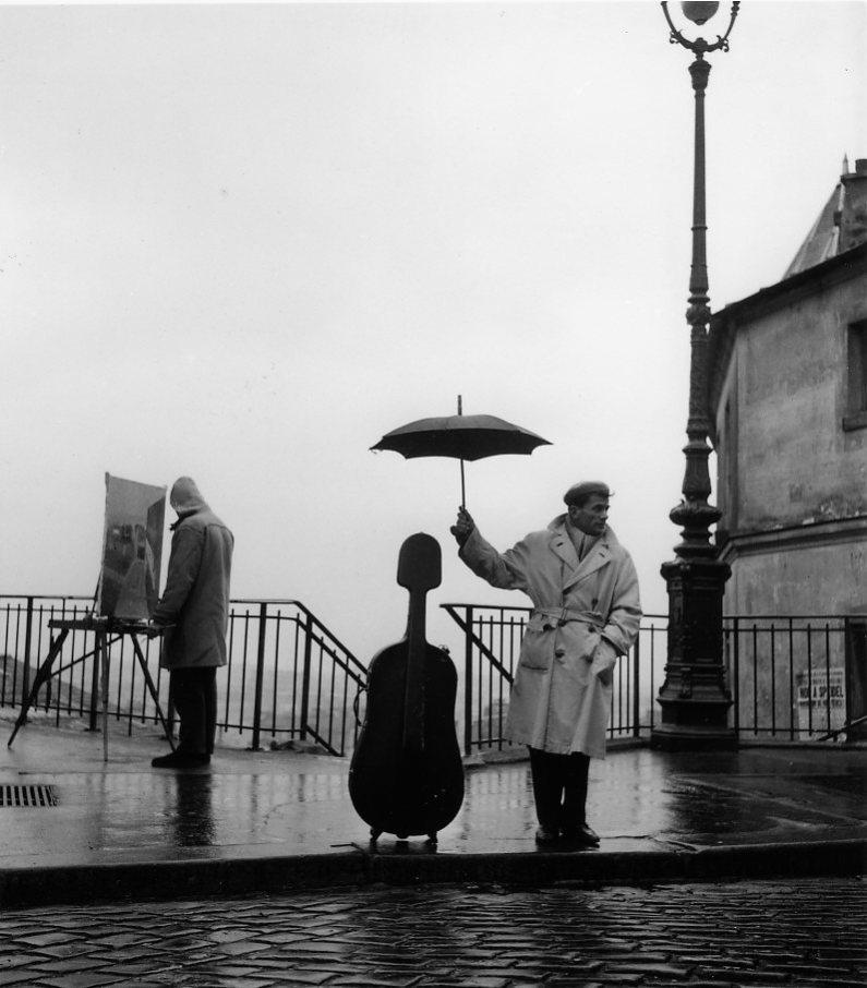 Famous Street Photographers - Robert Doisneau (1912-1994)